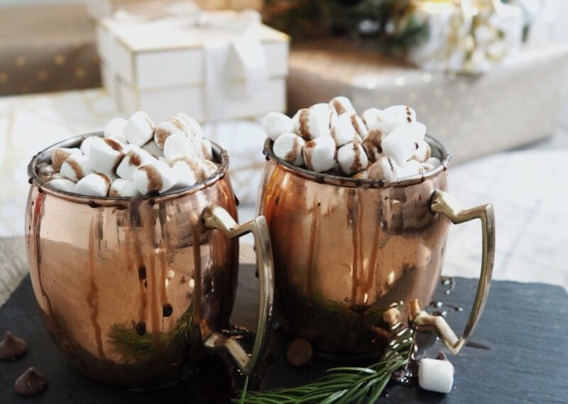 whisky hot chocolate