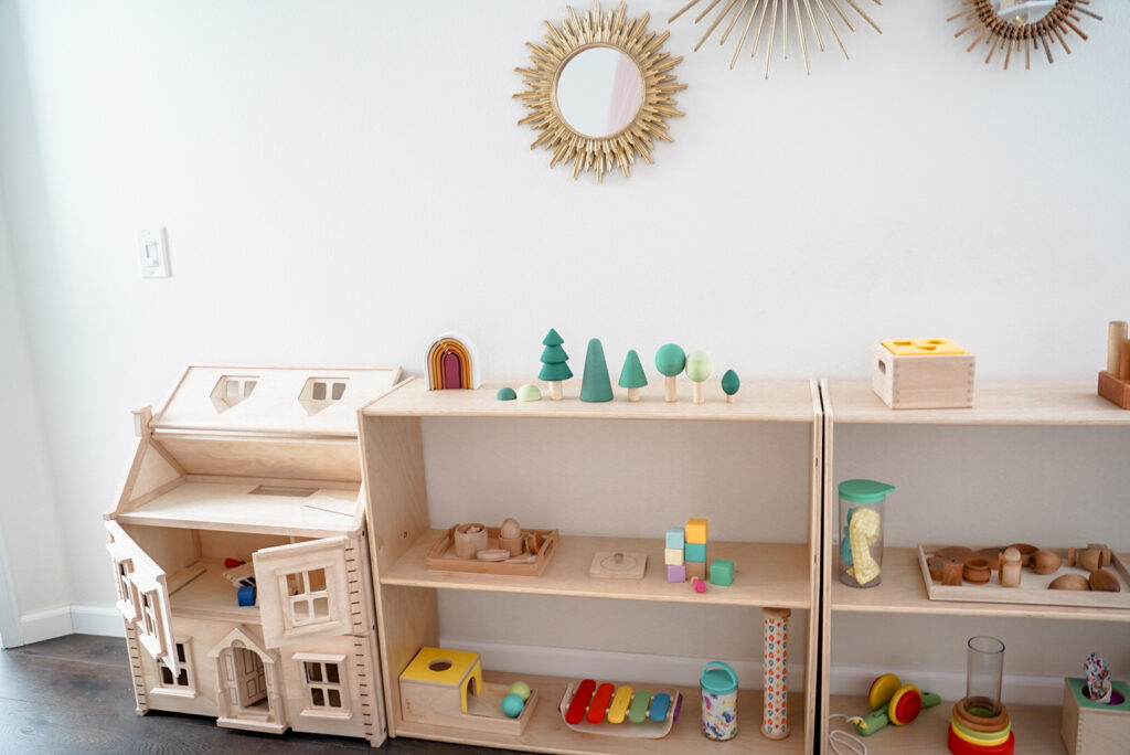 How To Create a Montessori Play Area At Home